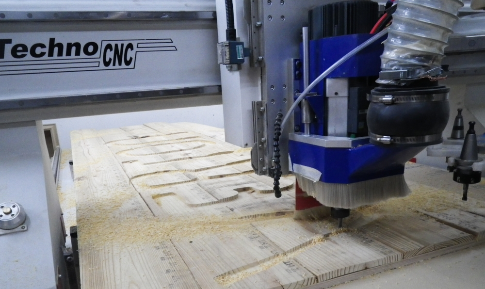 CAPABILITIES - Our CNC machines specialize in lathing, routing, milling, drilling, grinding, etching, carving, programming, and prototyping. We can fashion almost anything out of sheets of metal, plastics, wood, foam, and more!