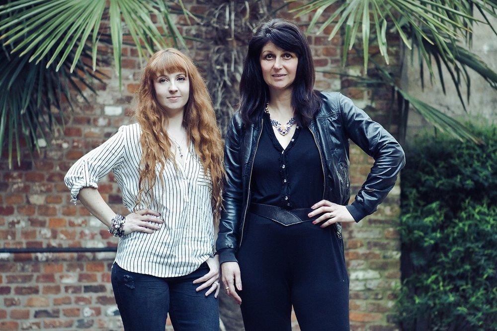 Émilie-Rose Nédey &Ails McGee