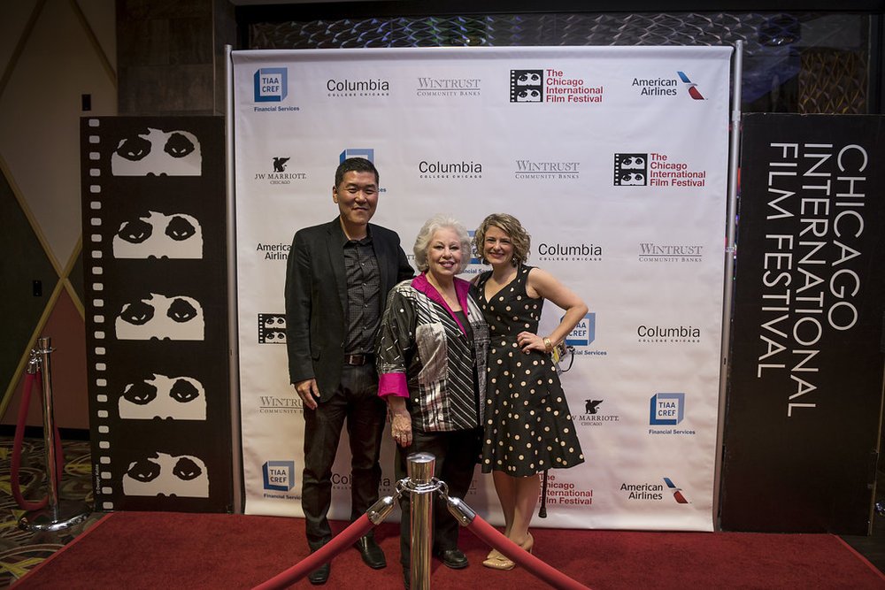 World Premiere at Chicago International Film Festival