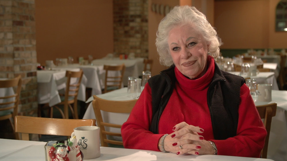 Ina Pinkney sits for an after-hours interview
