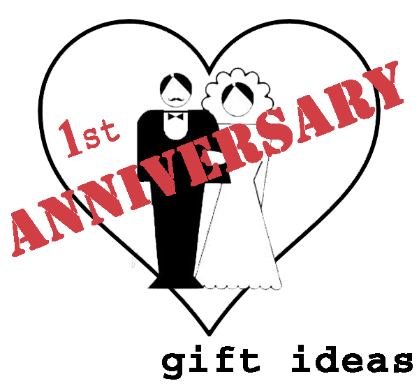 Manly mondays st anniversary gift ideas for your wife