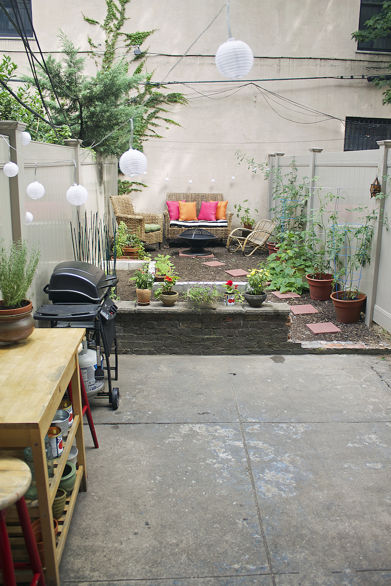 Brooklyn Backyard Reveal Part 2 Runway Chef