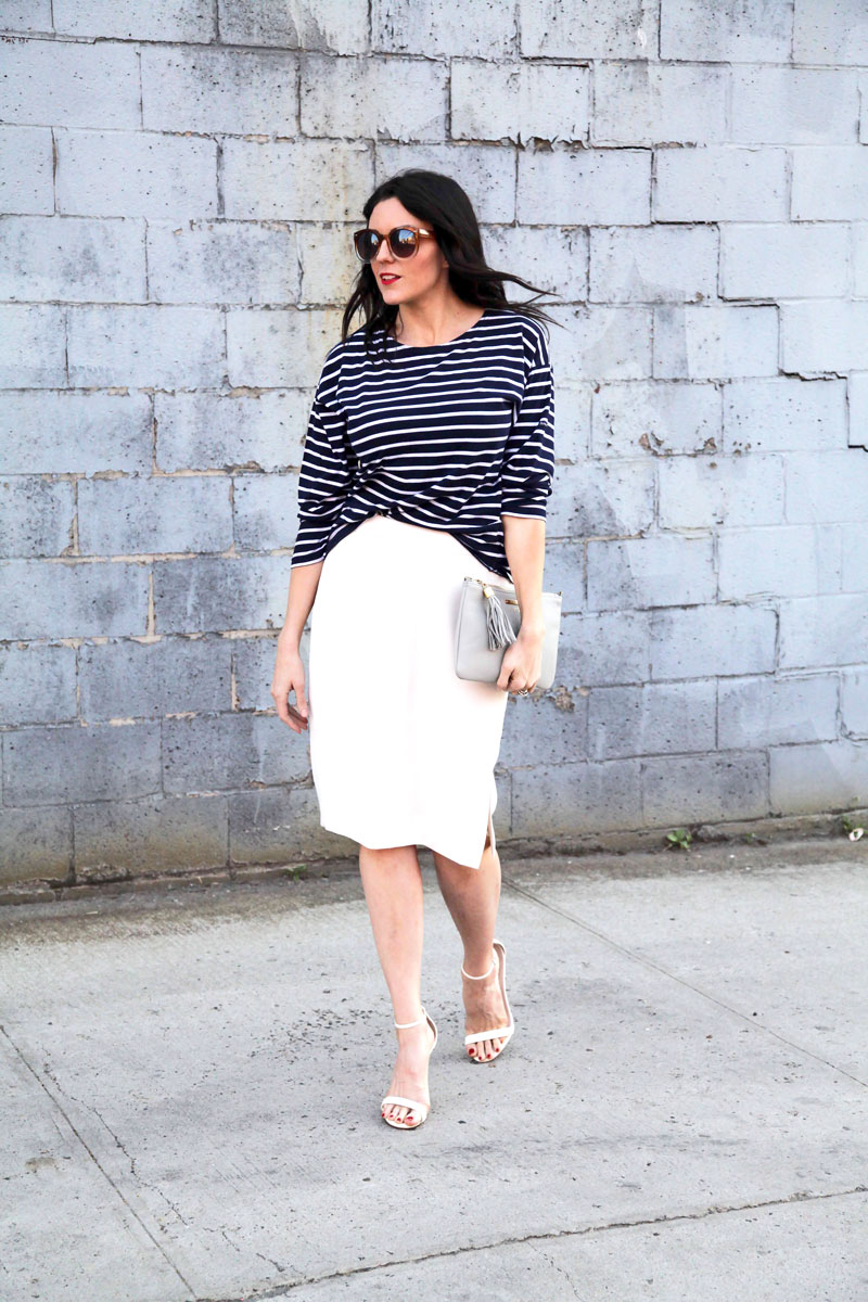 J.Crew-white-skirt-and-Armor-Lux-Striped-Shirt-7.jpg