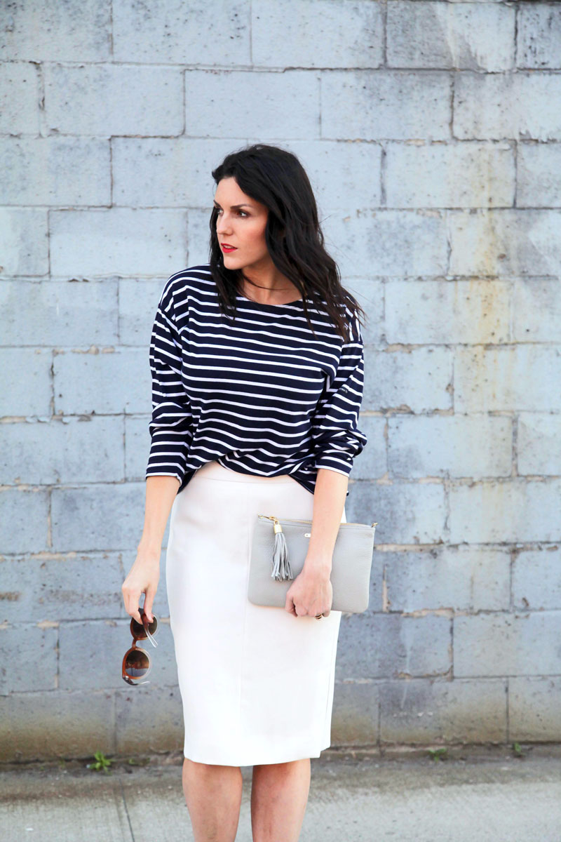 J.Crew-white-skirt-and-Armor-Lux-Striped-Shirt.jpg