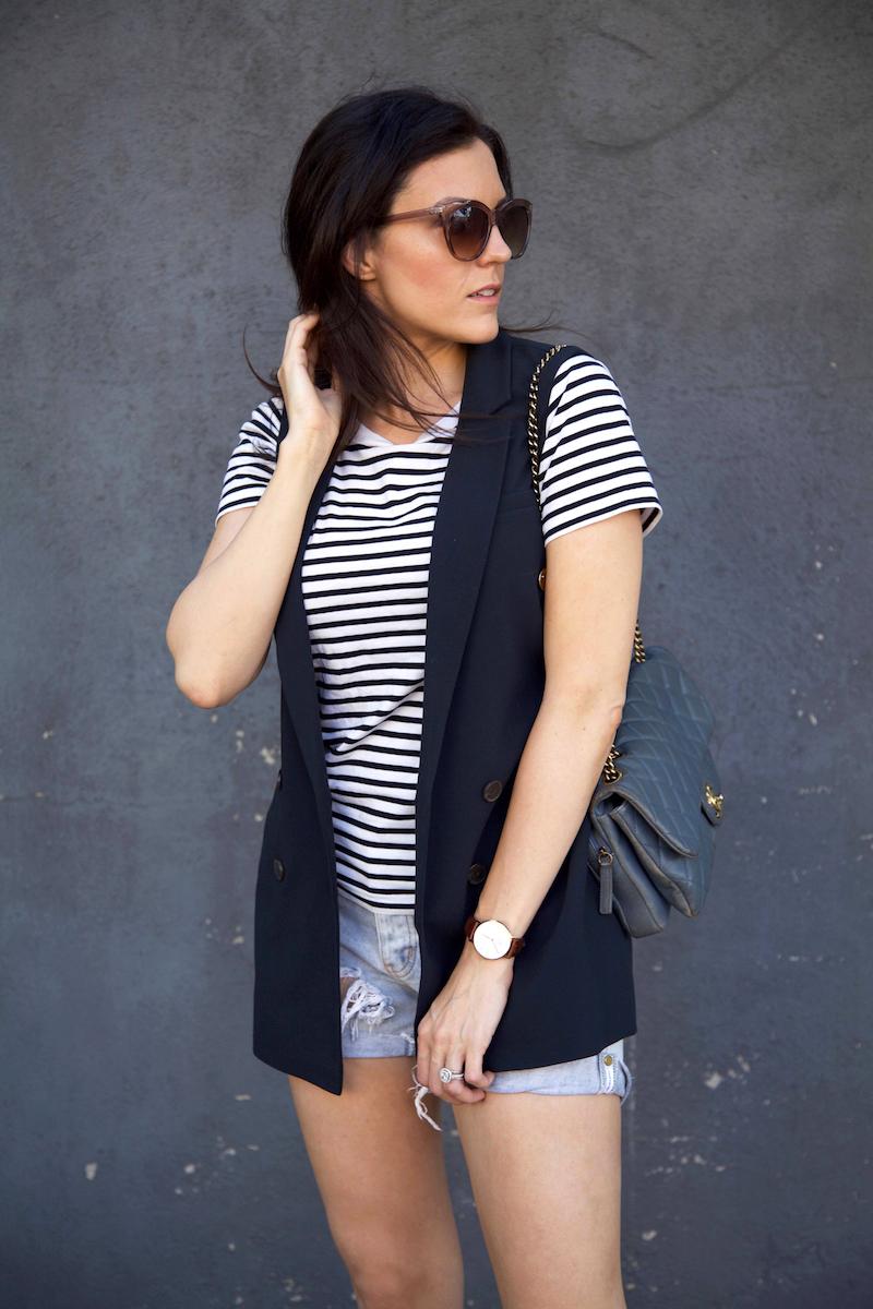 COS-striped-shirt-blue-vest-One-Teaspoon-shorts.jpg
