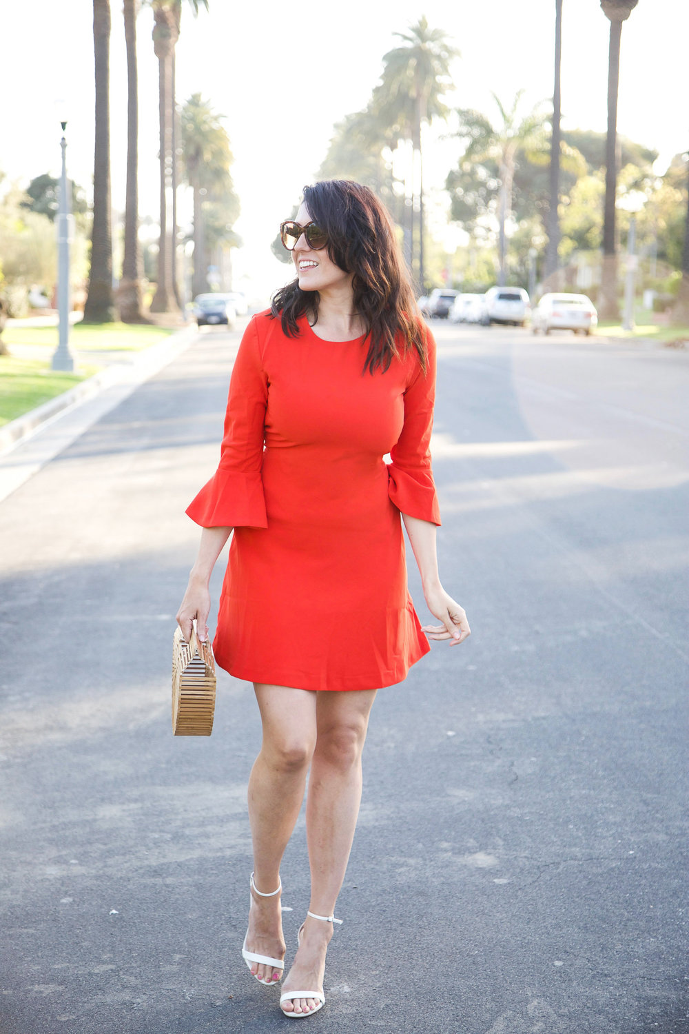 Lucy-Paris-Red-Bell-Sleeved-Dress10.jpg
