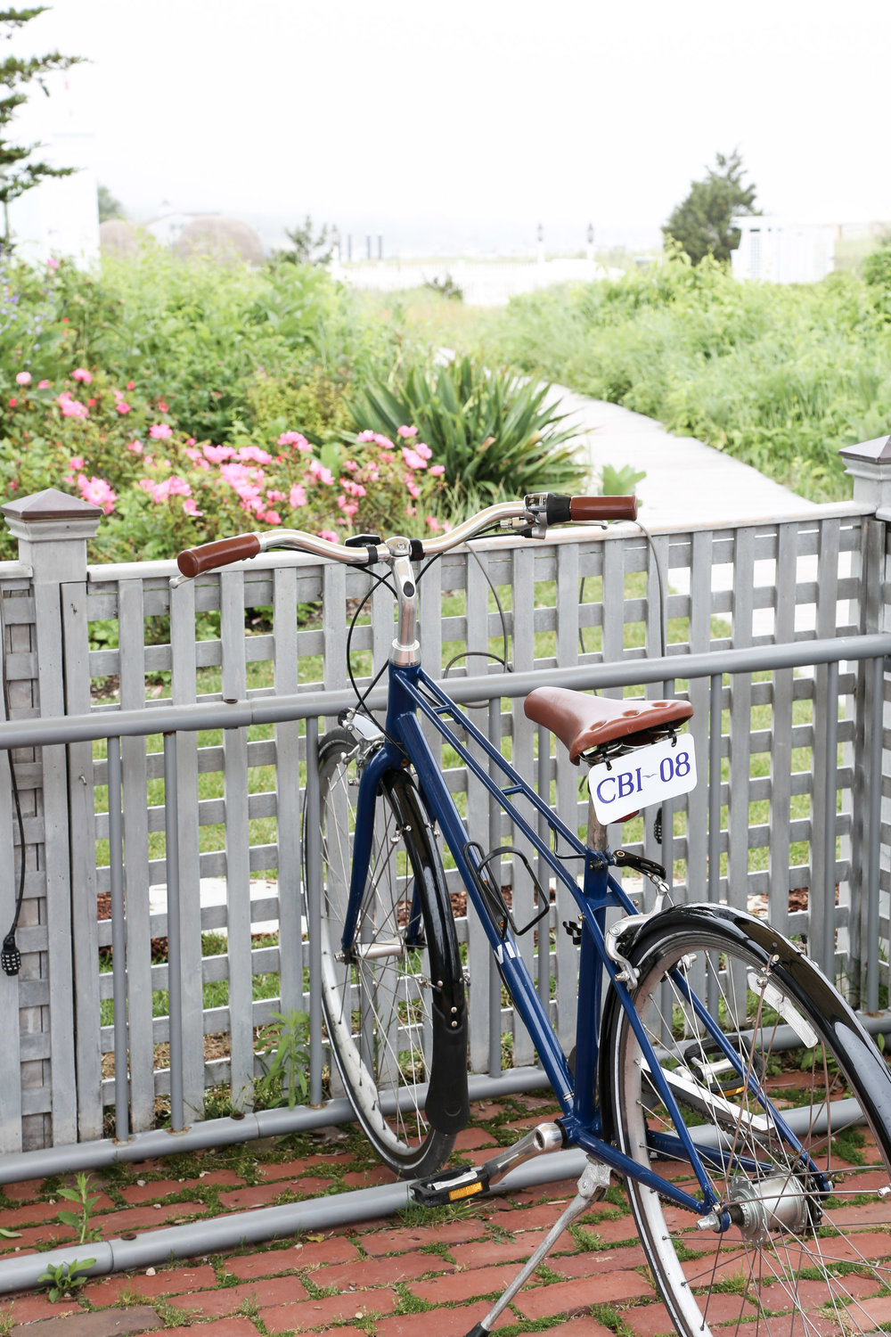 Complimentary bikes available for guests to use