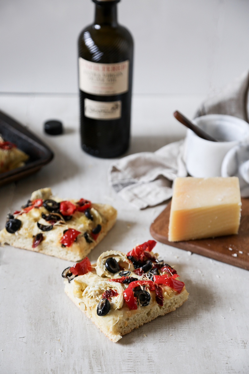 Loaded Focaccia Recipe with Carapelli Olive Oil15.jpg