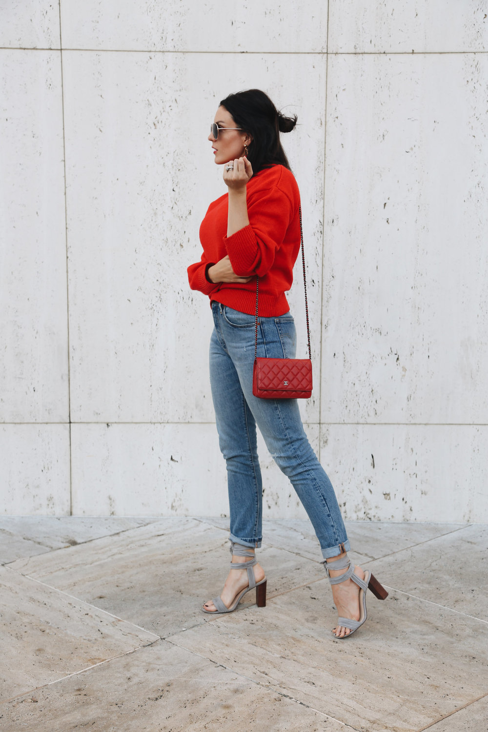 casual holiday outfit with red sweater3.jpg