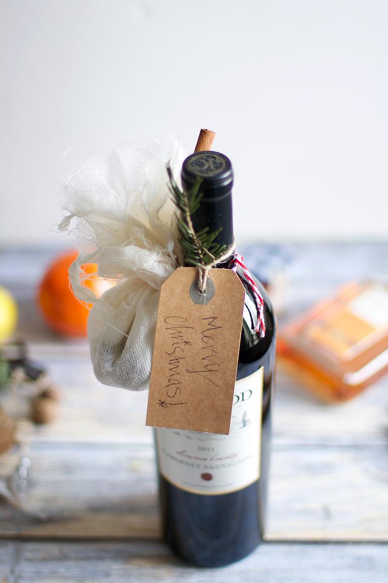 MULLED WINE KIT -