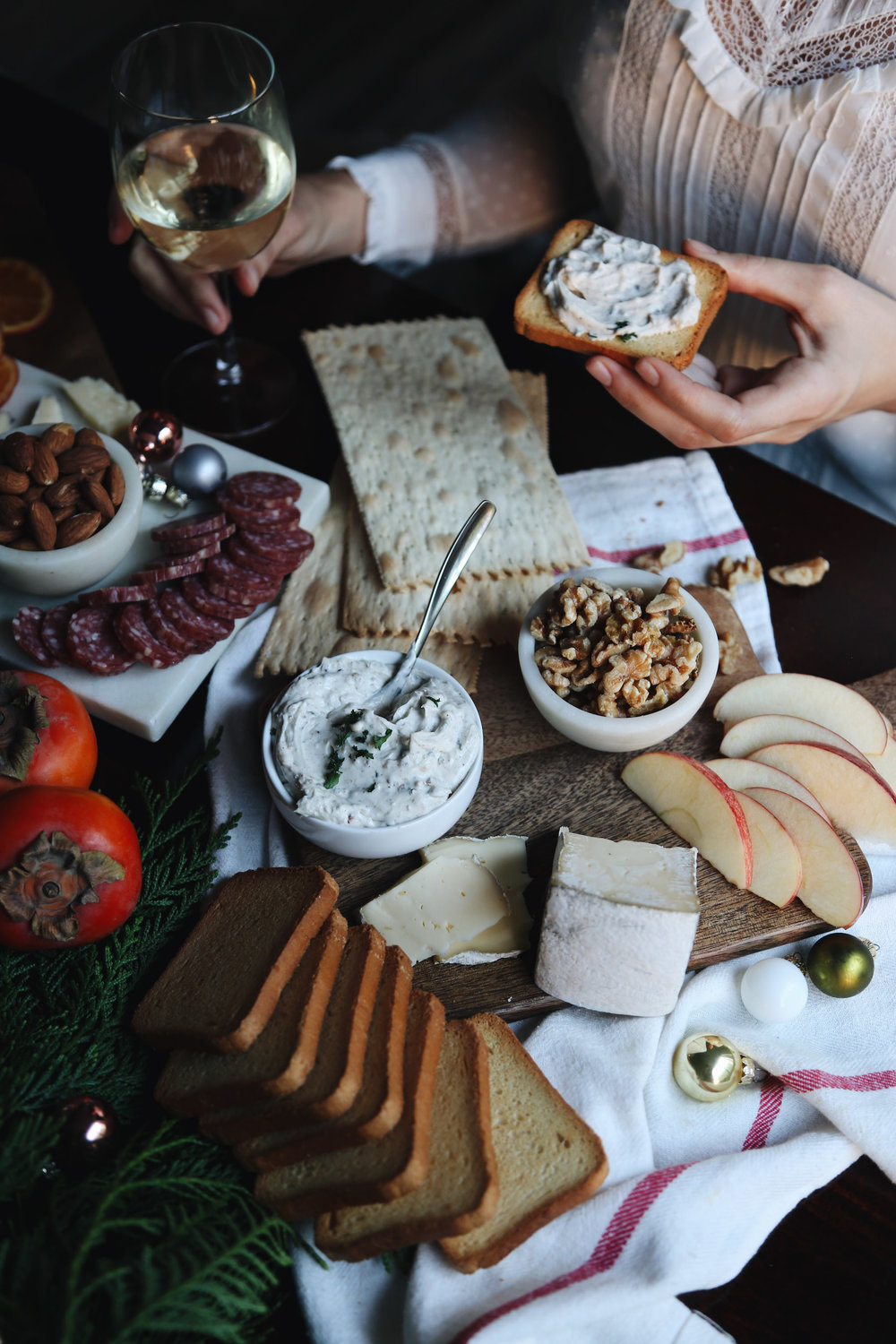 how to create a holiday cheeseboard for under 35 dollars13.jpg
