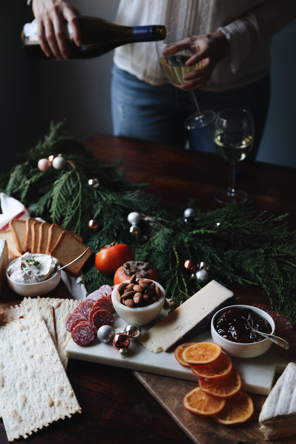 how to create a holiday cheeseboard for under 35 dollars5.jpg