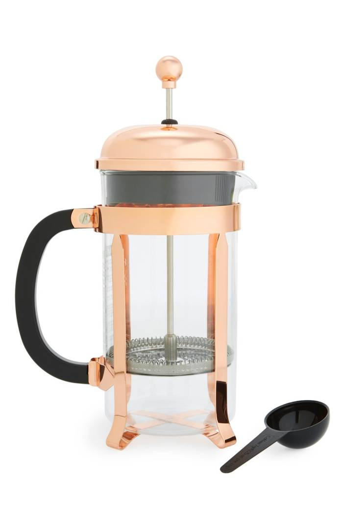 FRENCH PRESS - BODUM, $50.00Order by 12/21 at 12Pm est
