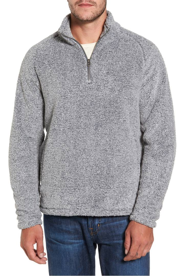 MEN'S POLAR FLEECE - NORDSTROM, $59.90-$61.90Order by 12/21 at 12Pm est