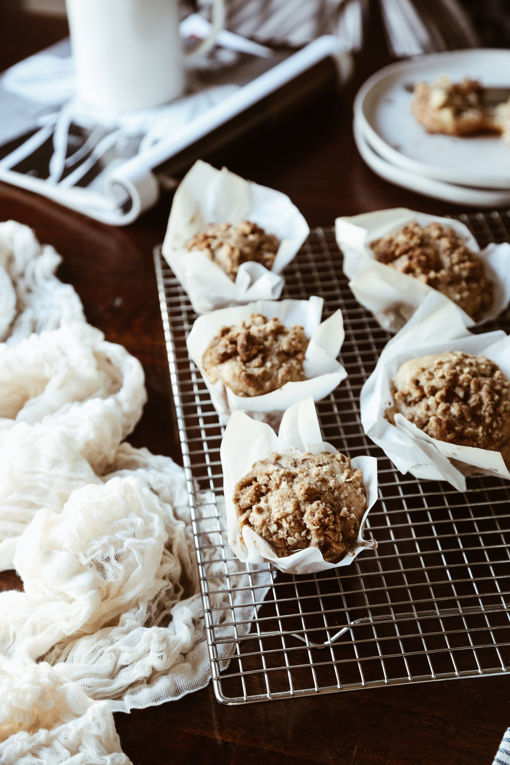 Chai Peach Muffins with Spiced Walnut Crumb Topping-7.jpg