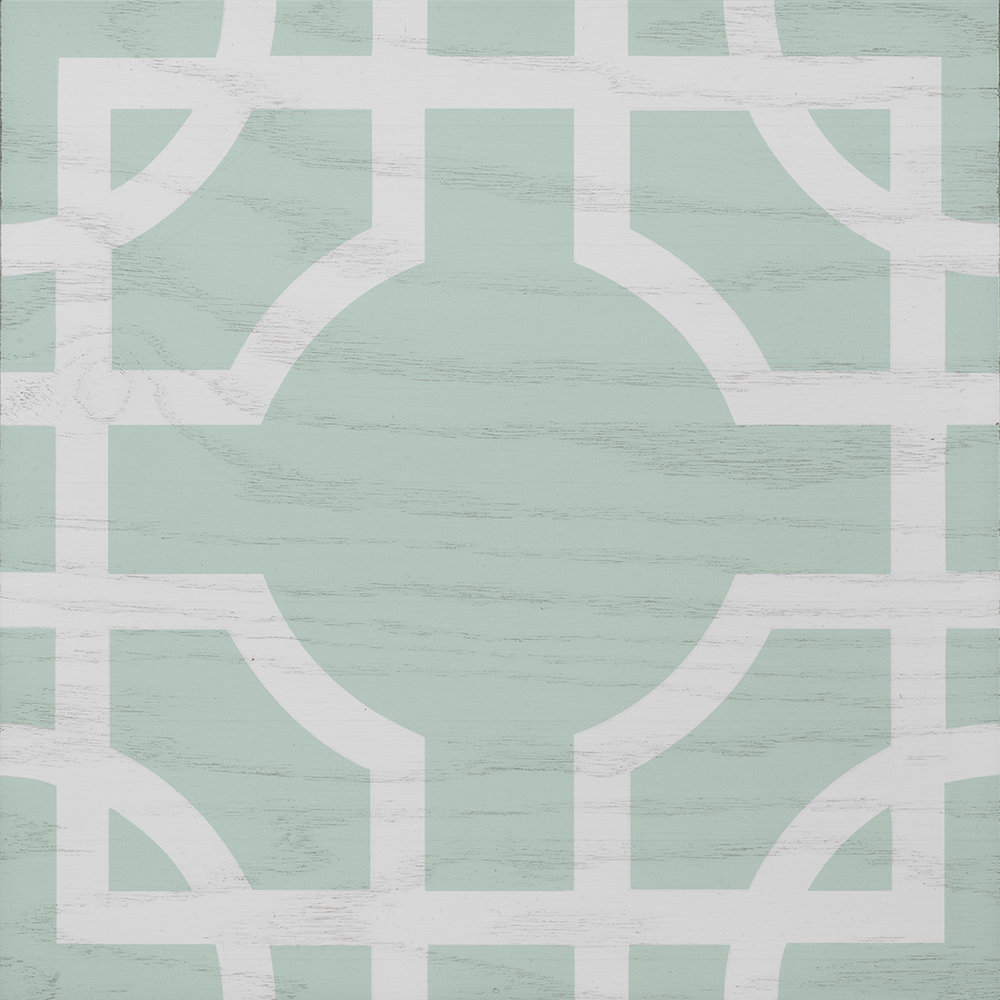 Macau (Mint & White)
