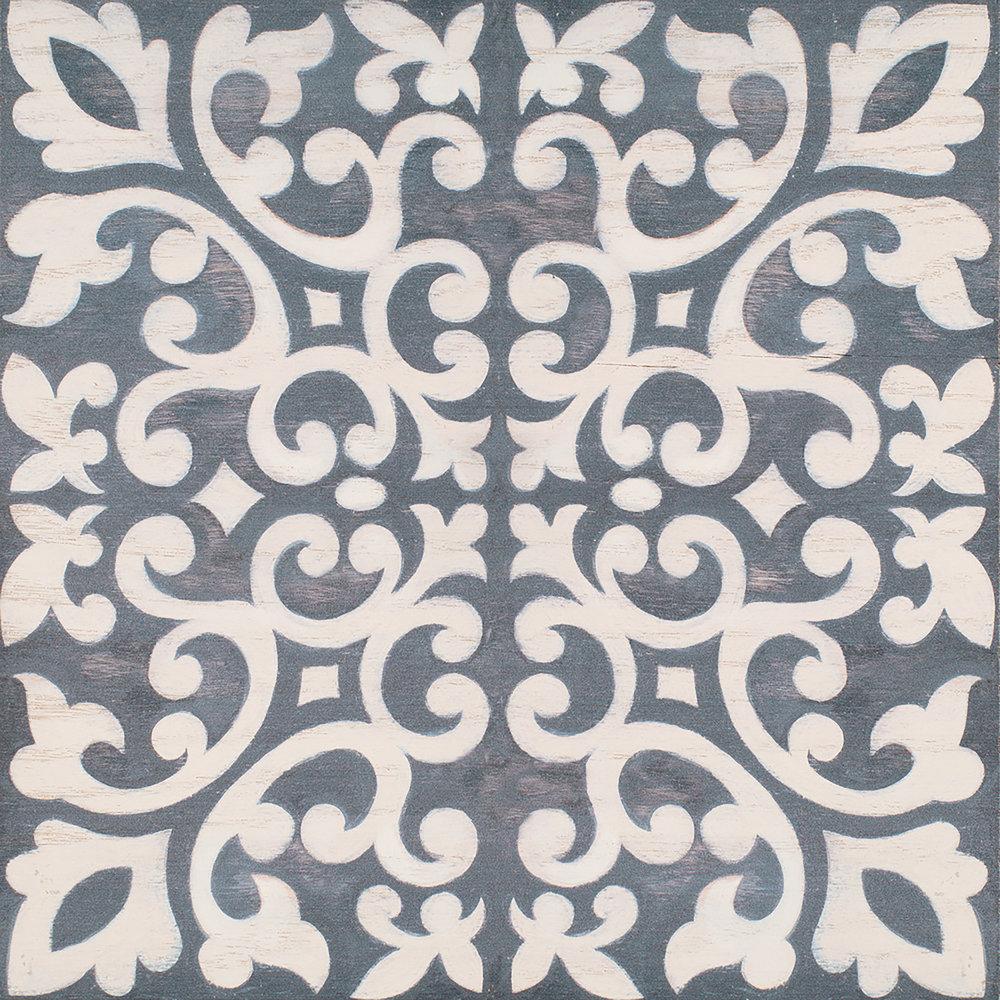 Barclay Butera Sahara 12x12 hardwood tile #Mirthstudio