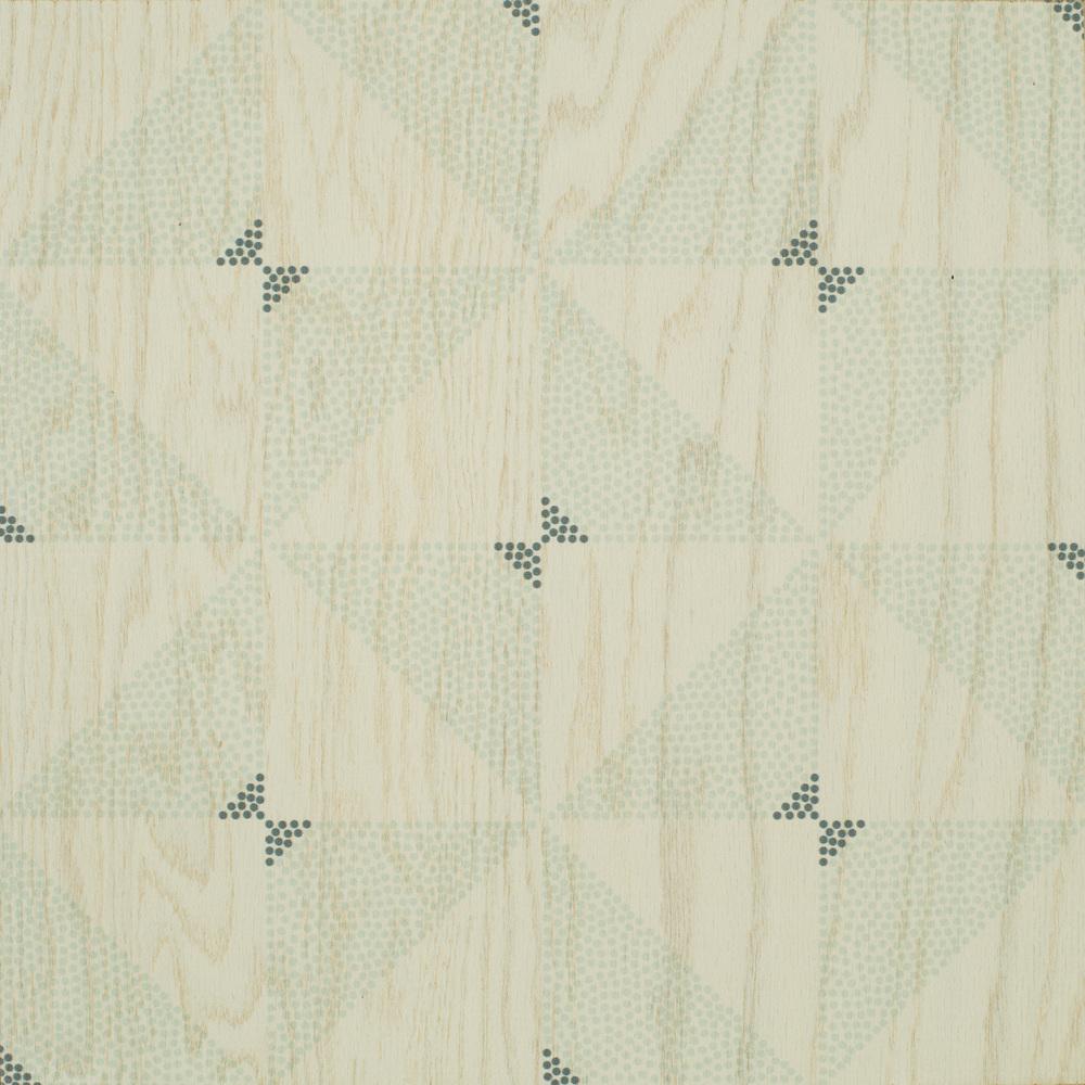 Elizabeth Olwen Tip Top 12x12 Hardwood Tile #Mirthstudio