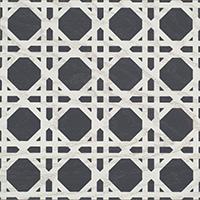 CocoCozy Cane 12x12 Hardwood Tile #Mirthstudio