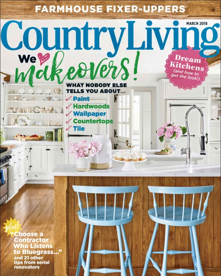 Country Living March 2018