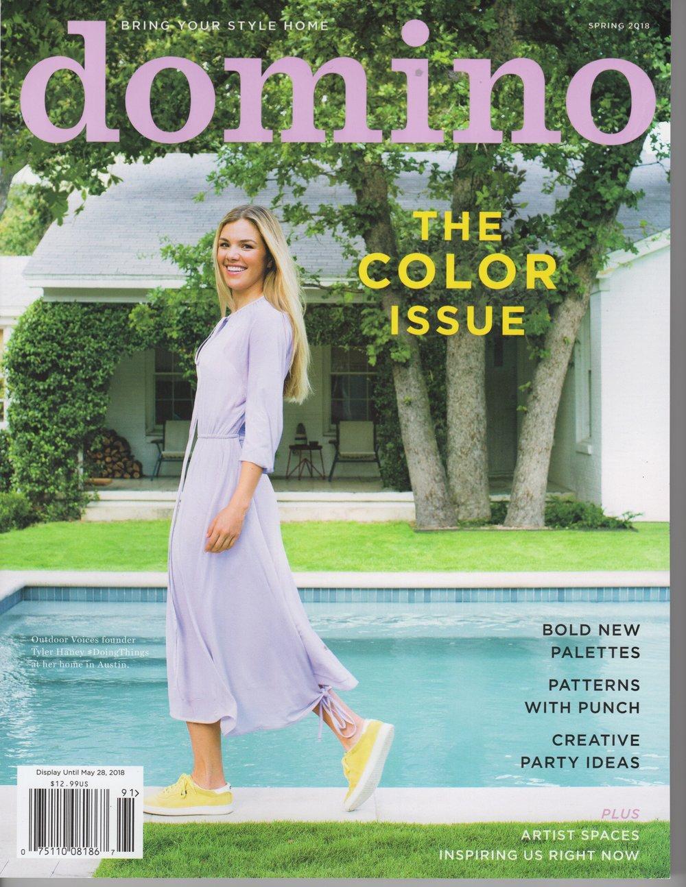Domino Magazine Spring 2018