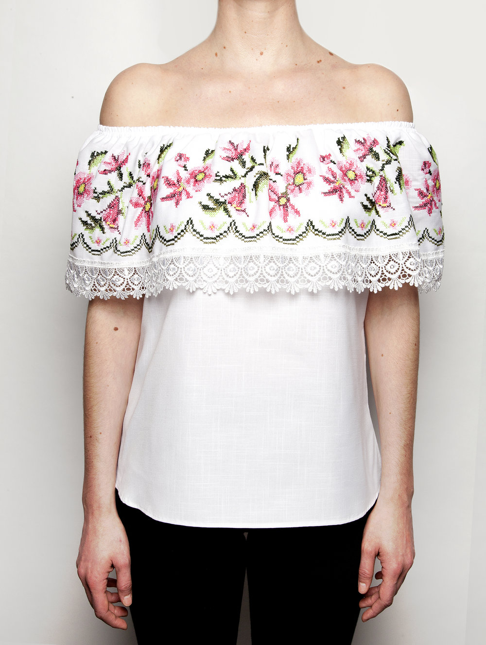 Mayapan Off Shoulder Blouse -