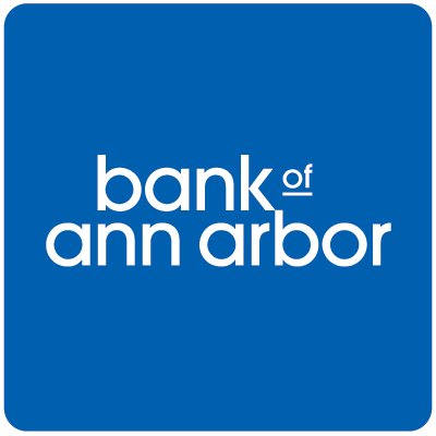 Bank of Ann Arbor logo