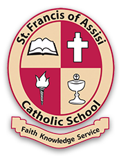 St Francis of Assisi logo