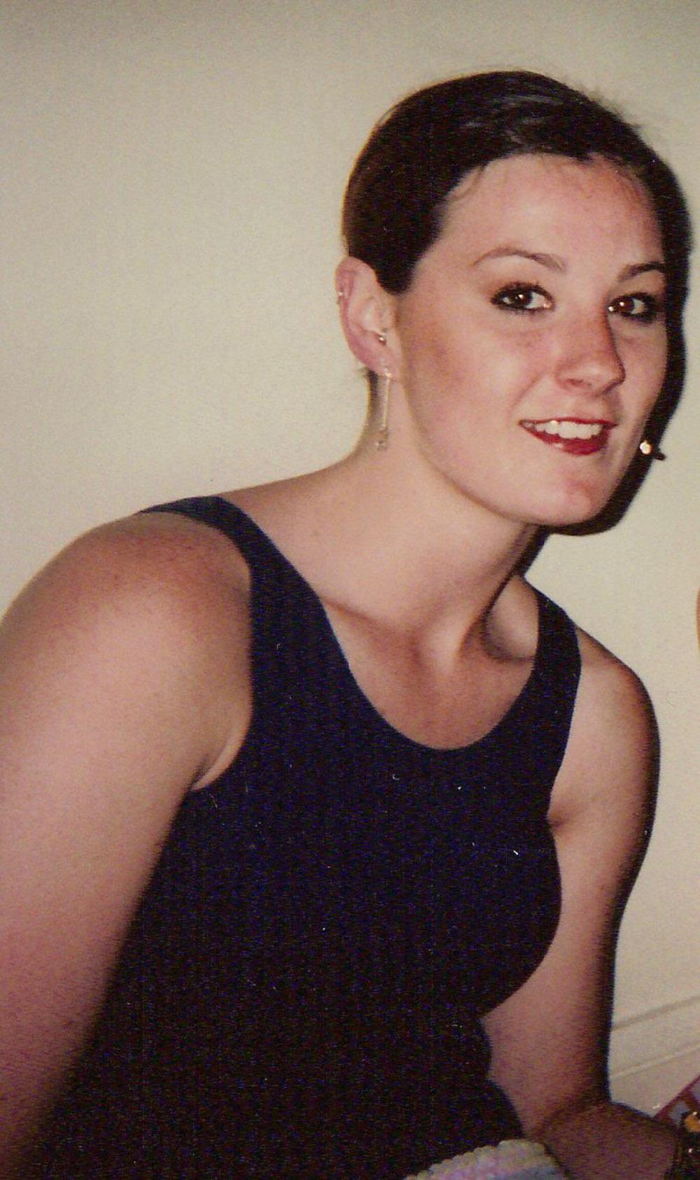 Nat as a Dancer, Age 17