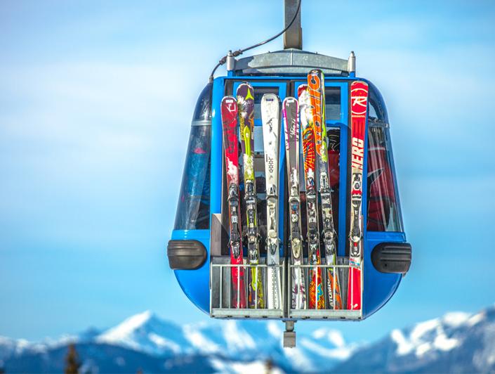 体育旅游 - 各种芬兰冰雪旅游