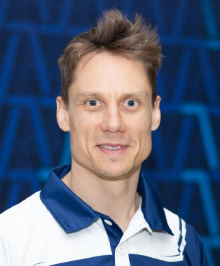 PASI PUISTOLA   Two time World Champion as a player determined to reach the top level in coaching at team  Tappara . At HDC Finland Pasi is in charge of professional players and coaches.