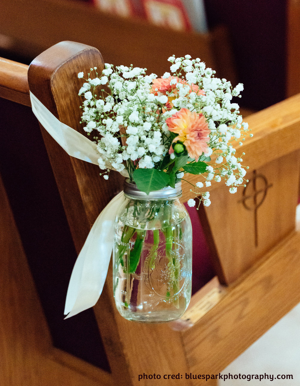 AISLE DECOR & ARRANGEMENTS - $25 – $75+