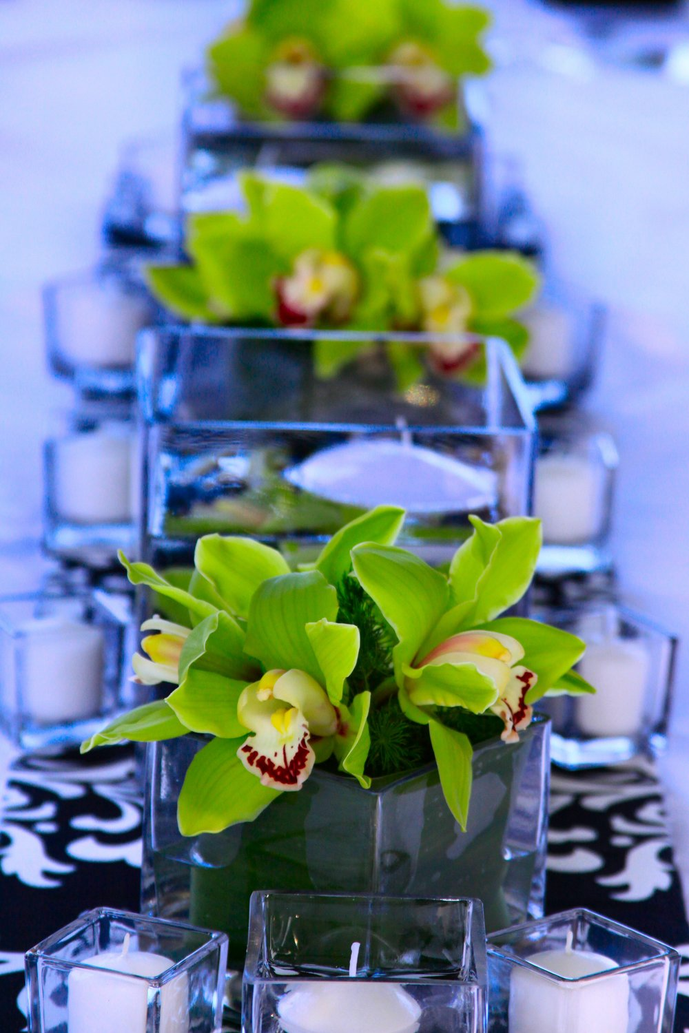 Centerpiece Green Cymbidium Orchids.jpg