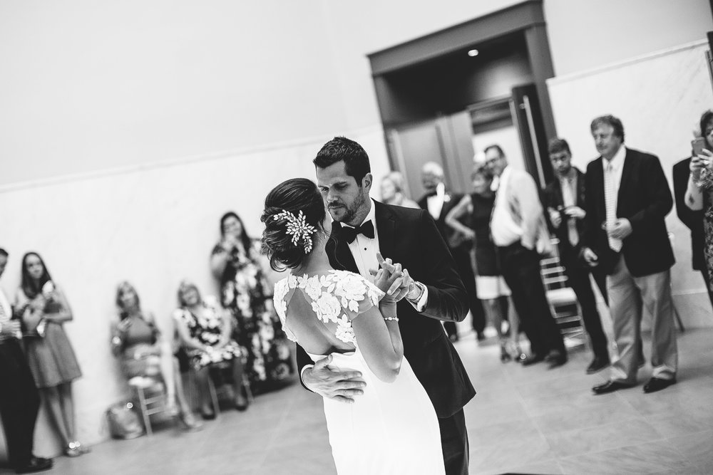 First dance limestone hall