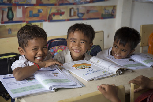 Rationale for investment in global basic education — Basic ...