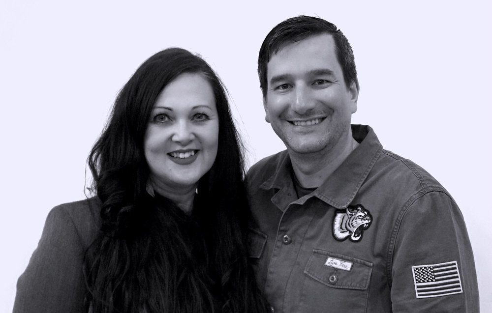 Dave &Leah Boden    Lead Pastors