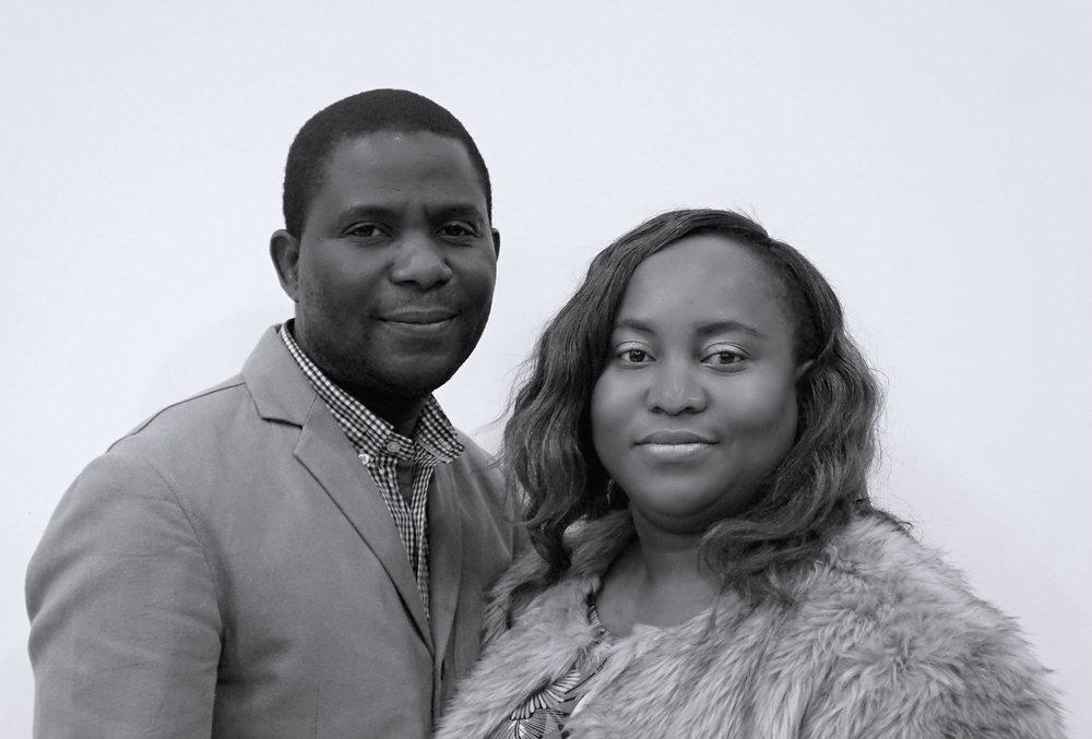 Ade & Ade   Olubanwo    Pastoral Team