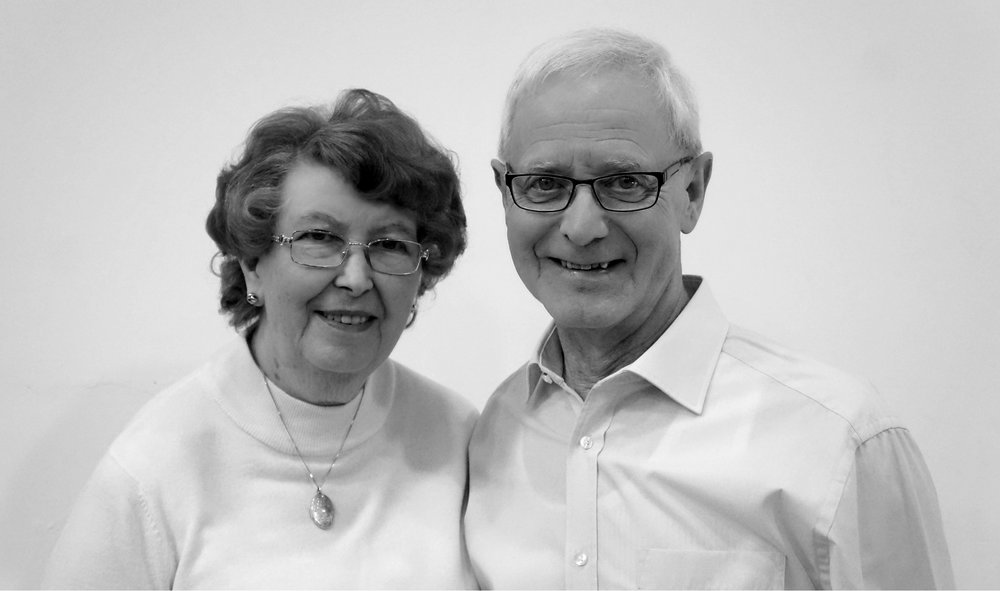Mike & Jean Adkins    Pastoral Team