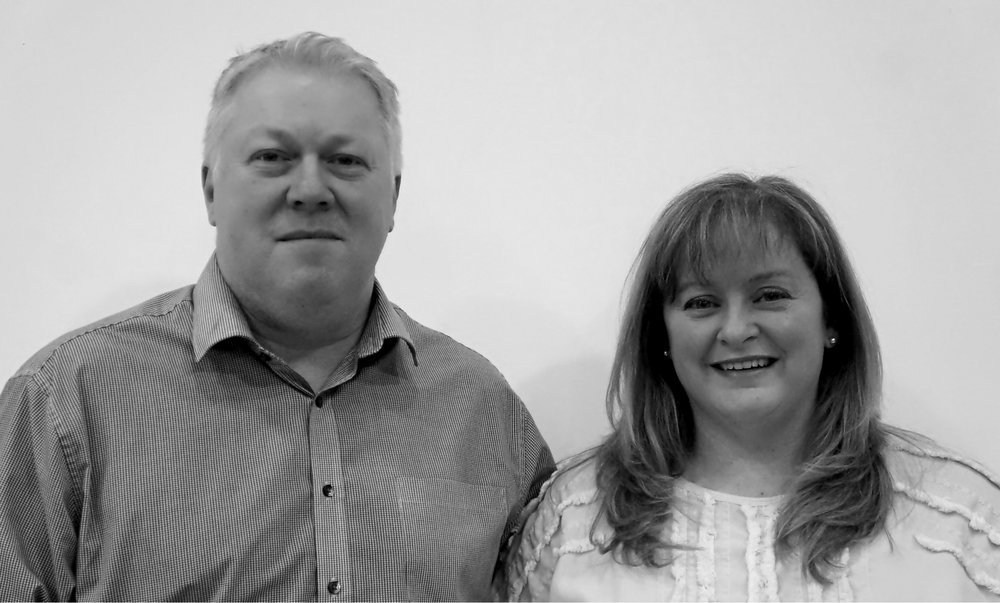 Paul & Yvonne Wykes    Pastoral Team