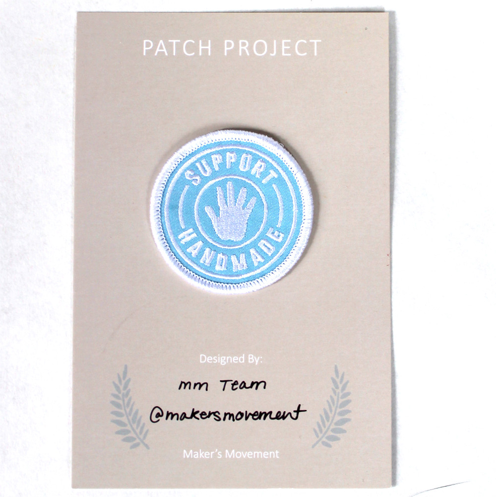Maker's Movement Patch