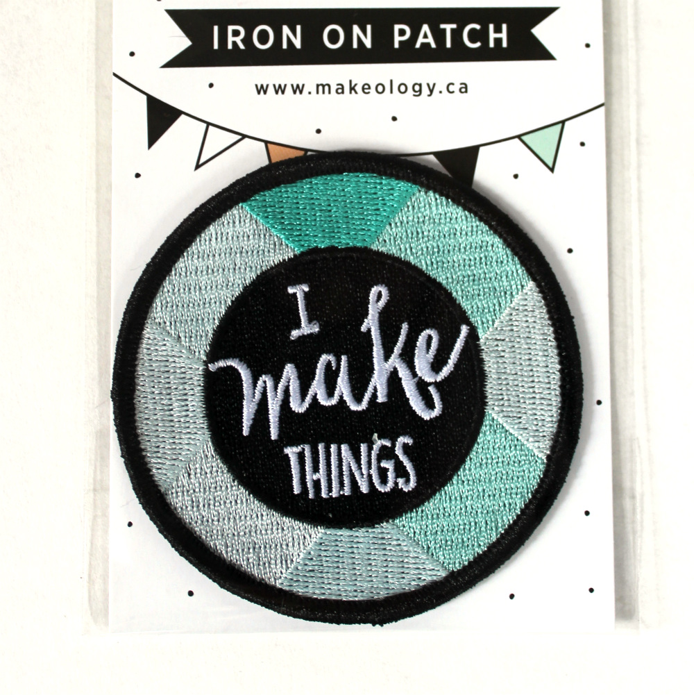 Makeology Patch