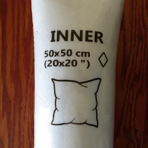 Inner Pillow from Ikea