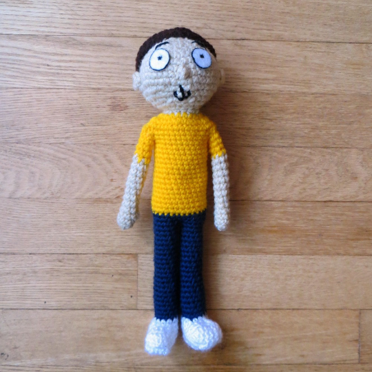 Morty Crochet