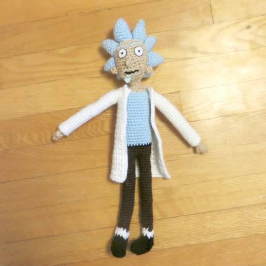 Rick Crochet - Full Body
