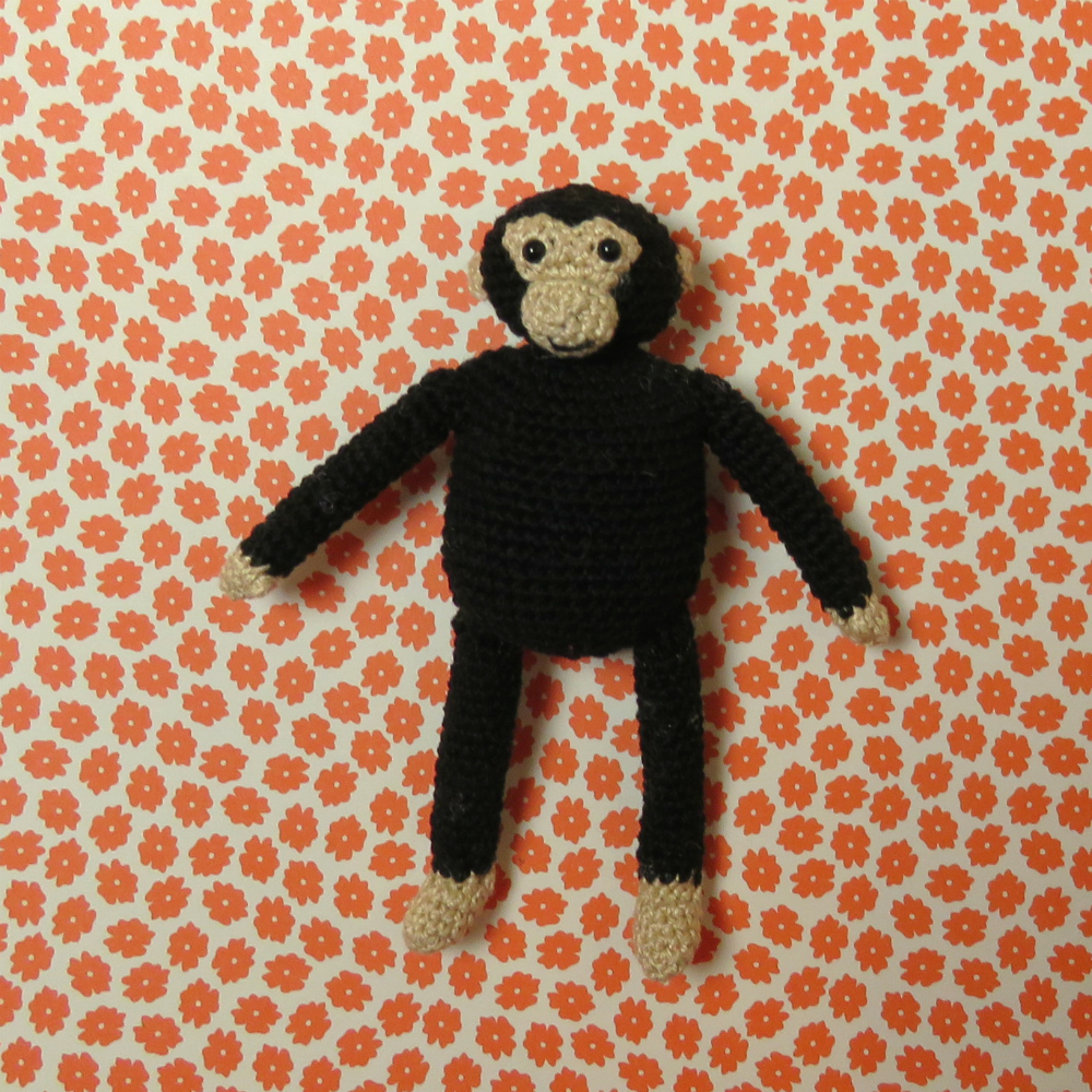 Crochet Chimp