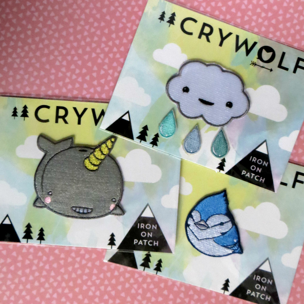 crywolf patches