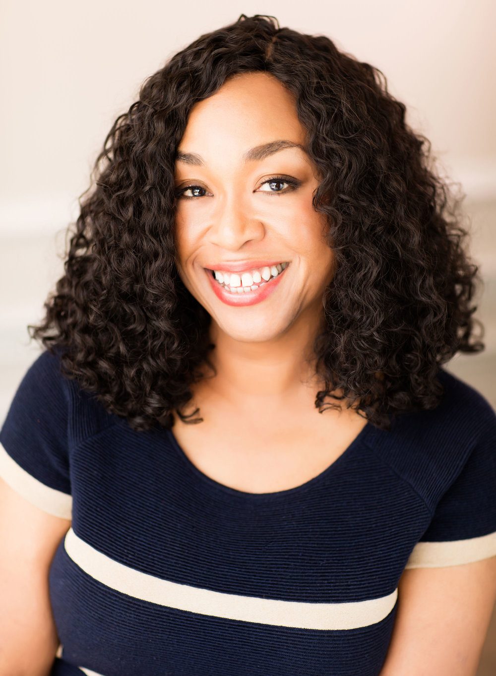 Shonda Rhimes - Shonda Rhimes is the prolific writer, executive producer and creator of the hit ABC series