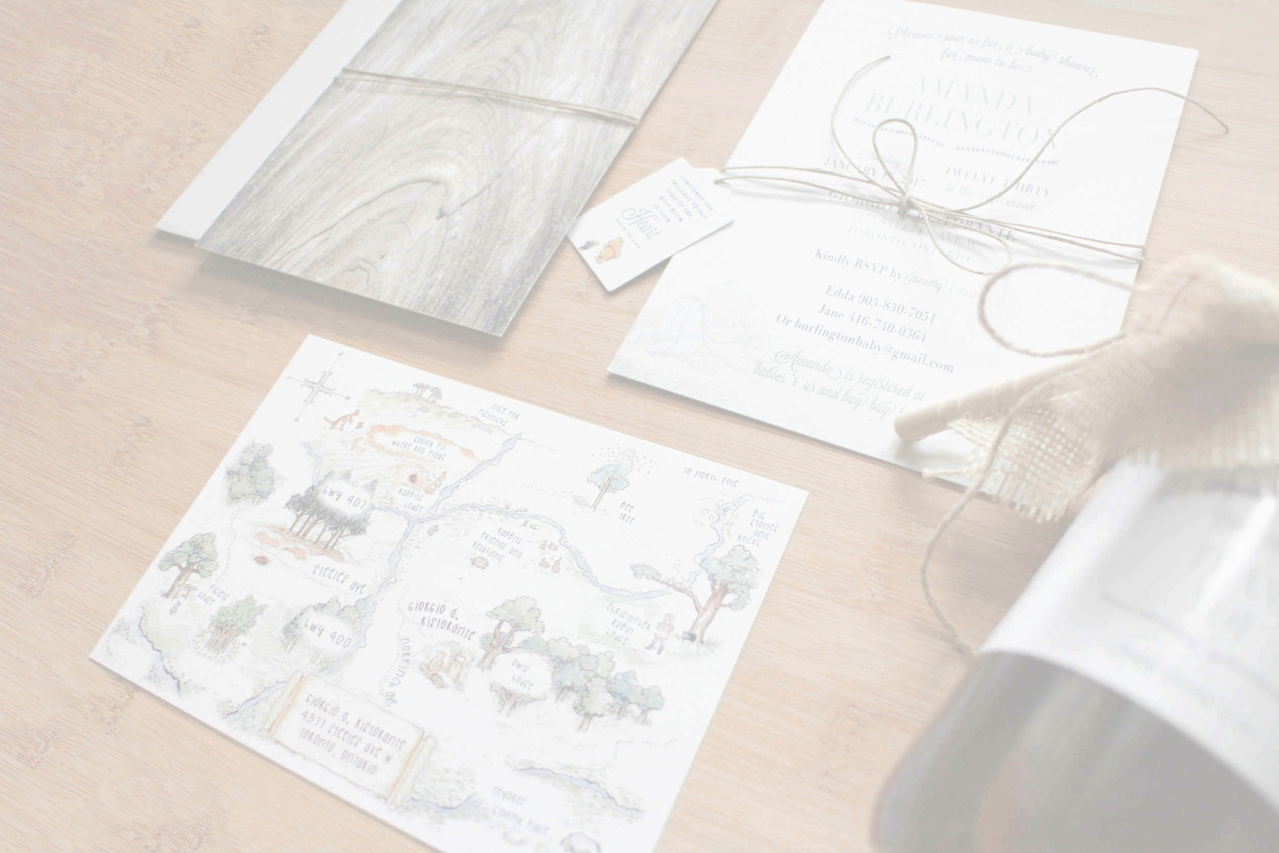 By Design Invitations | Custom Invitations | Toronto, Mississauga ...