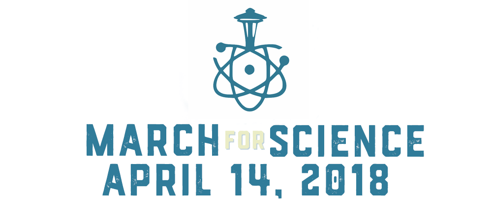 March For Science - Seattle
