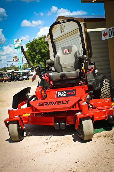 Gravely Mower Warranty Work & Repair